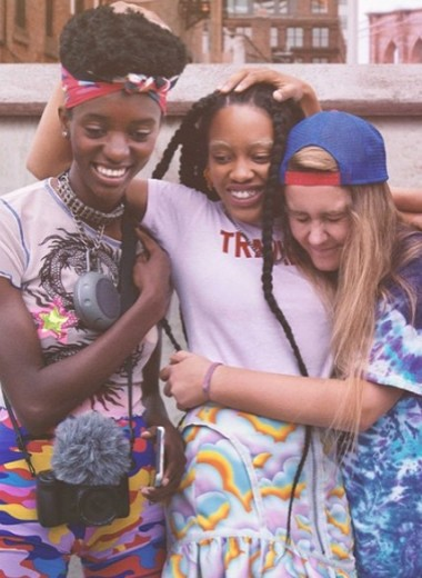 Три причины посмотреть «Бетти»: вы скейтер, вы феминист, вы из поколения Z