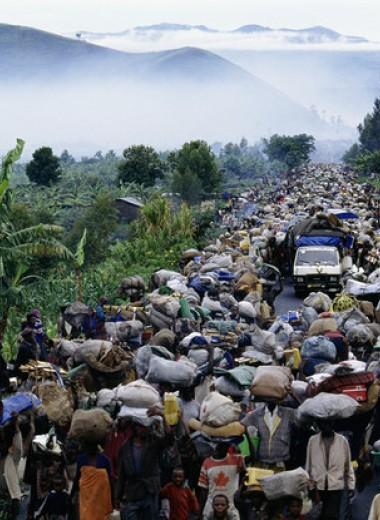 Ночь тонких носов: история массового убийства одного руандийского племени другим
