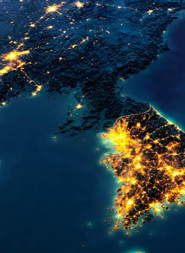 Как Северная Корея и Южная Корея пошли по разным дорожкам