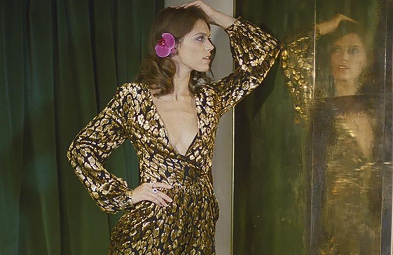 Girls in Vogue: Даша Матусевич и Ира Мартыненко