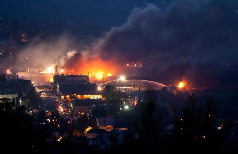 10 самых страшных техногенных катастроф