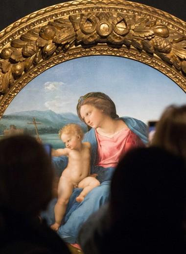 Рафаэль без нас: чем запомнилась выставка «Raffaello 1520-1483» в Риме