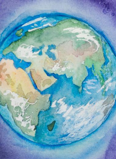 """День Земли: что это такое, и как его """"отпраздновать"""""""