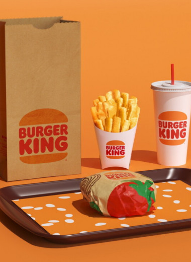 «Булочки не блестят»: почему Burger King перешёл на плоский дизайн и чем этот стиль нравится брендам