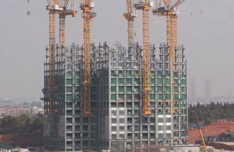 10 зданий, построенных в рекордные сроки