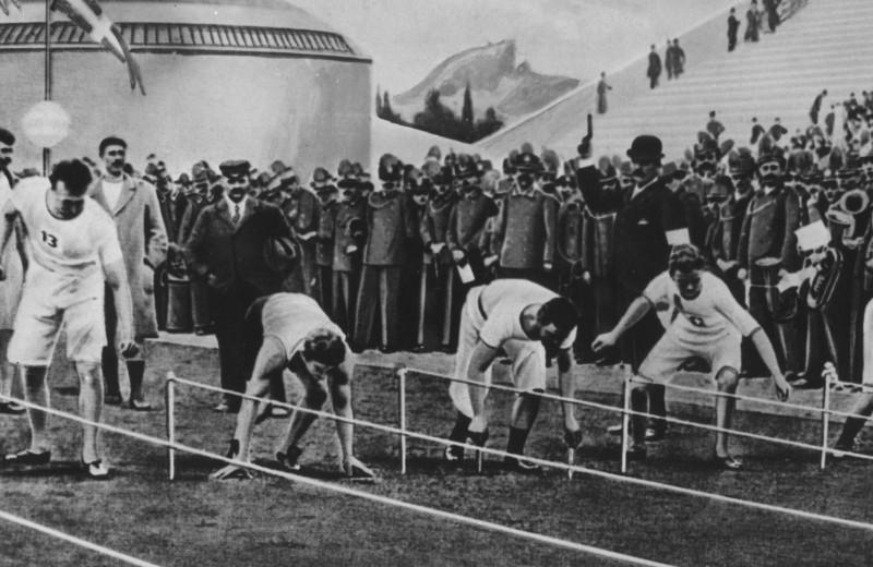 10 неизвестных фактов о первых современных Олимпийских играх
