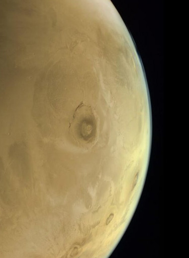 «Аль-Амаль» прислал на Землю первые научные данные с Марса