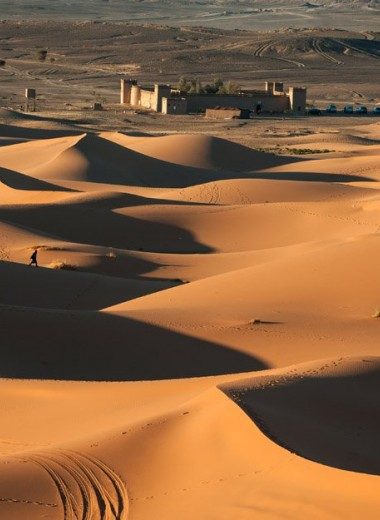 «Ощущение, будто с меня сняли кожу»: путешественник о пережитом в пустыне