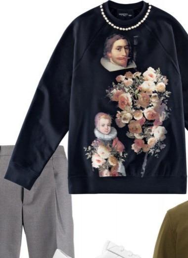 Как носить вещи из коллаборации Giambattista Valli x H&M
