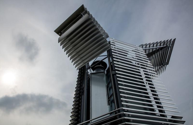 В Дели строят башню для борьбы со смогом