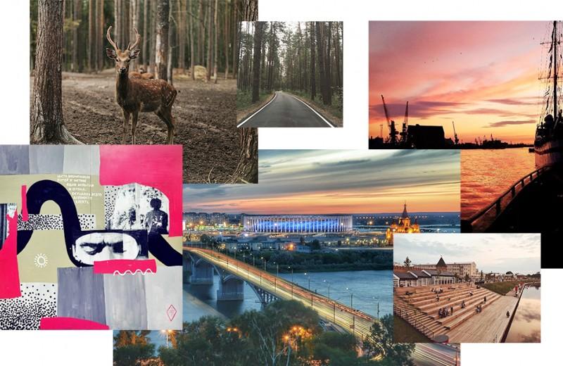 Жители Орла, Казани и других городов — о любимых местах
