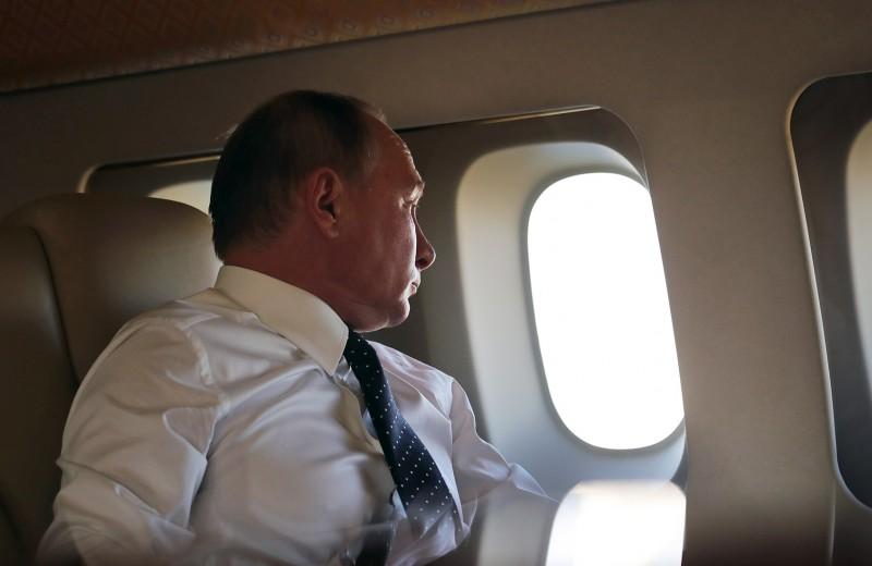 Путин внепланово приехал в Иркутскую область из-за паводков