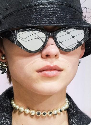 Модная эволюция солнцезащитных очков