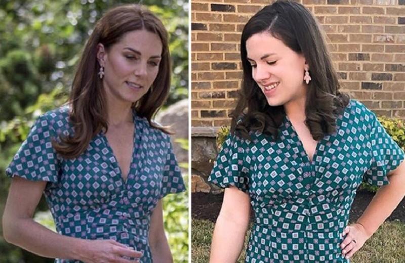 Кейт Миддлтон нечаянно вынудила американку потратить целое состояние на гардероб