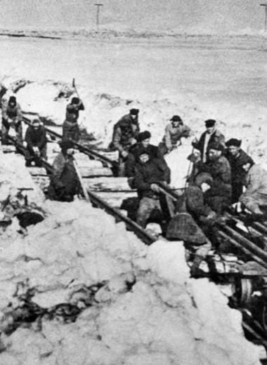 Сталинская «Мертвая дорога»: как строилась магистраль Салехард — Игарка