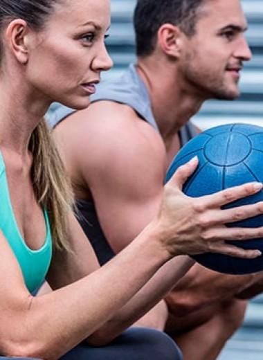 Кроссфит-тренировки на 5 дней — комплекс упражнений и программа тренировок