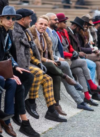 Как выглядеть модно, когда на улице очень холодно