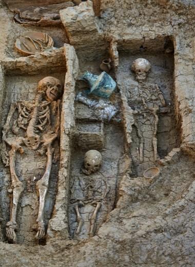 Фанагория, полис древний: подземные и подводные тайны античного города