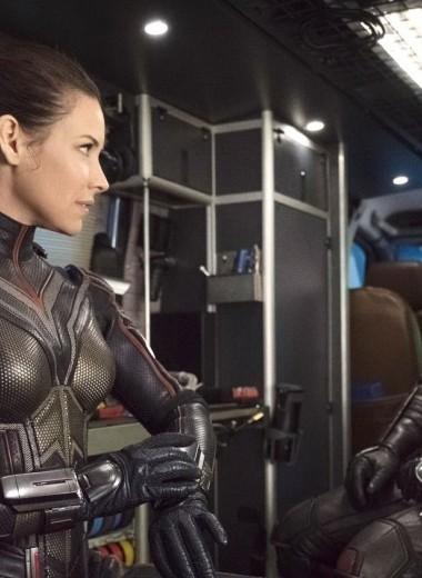 В кино на этой неделе: басня о Человеке-муравье, кровавая сказка и новелла Мураками