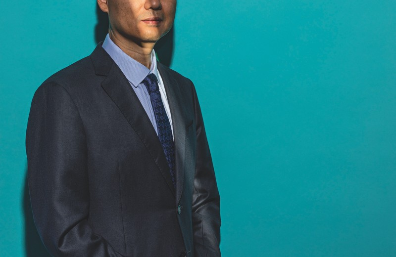 За сокращение вредных выбросов: борьба Ма Чжуня