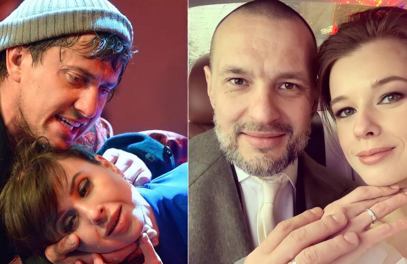 Как выглядят возлюбленные и мужья звезд сериала «Желтый глаз тигра»