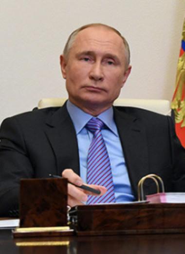 Чужие здесь не ходят: к кому обращается Путин на пресс-конференциях и прямых линиях