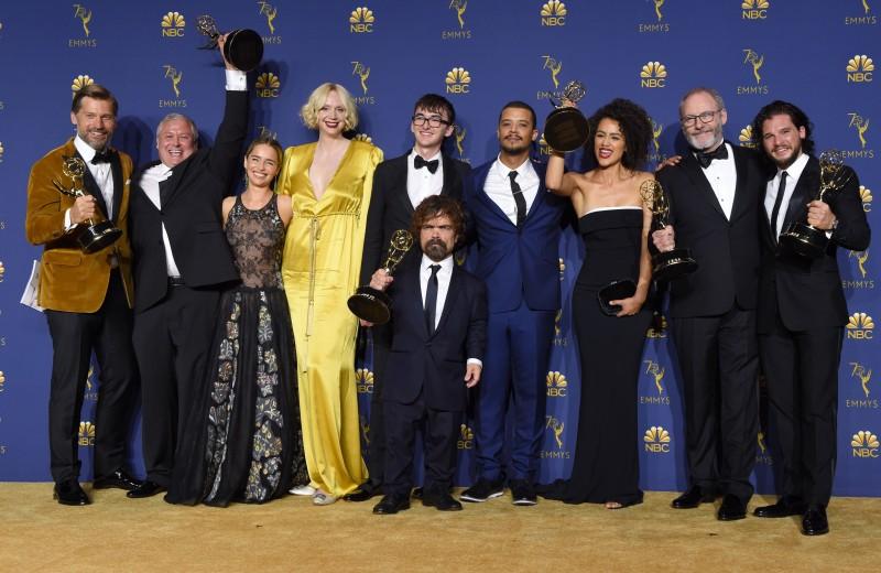 Эмми 2018: полный список победителей телевизионной премии
