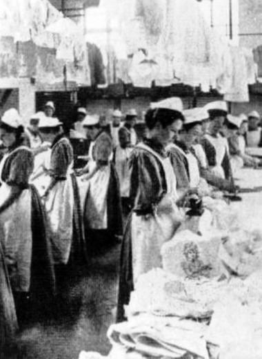Узницы приютов Магдалины: как католические прачечные в Ирландии стали концлагерями для тысяч женщин