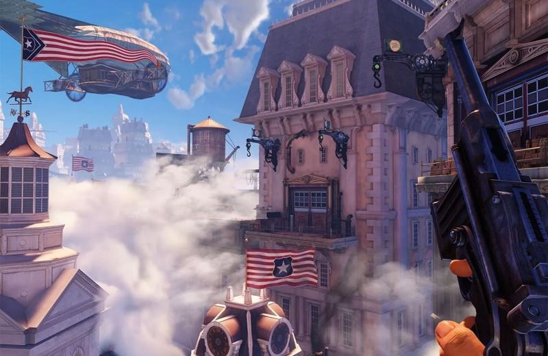 Игра BioShock с годами становится только актуальнее