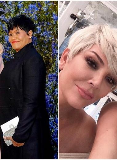Рианна, Ким Кардашьян и другие звезды поздравили родных с Днем матери