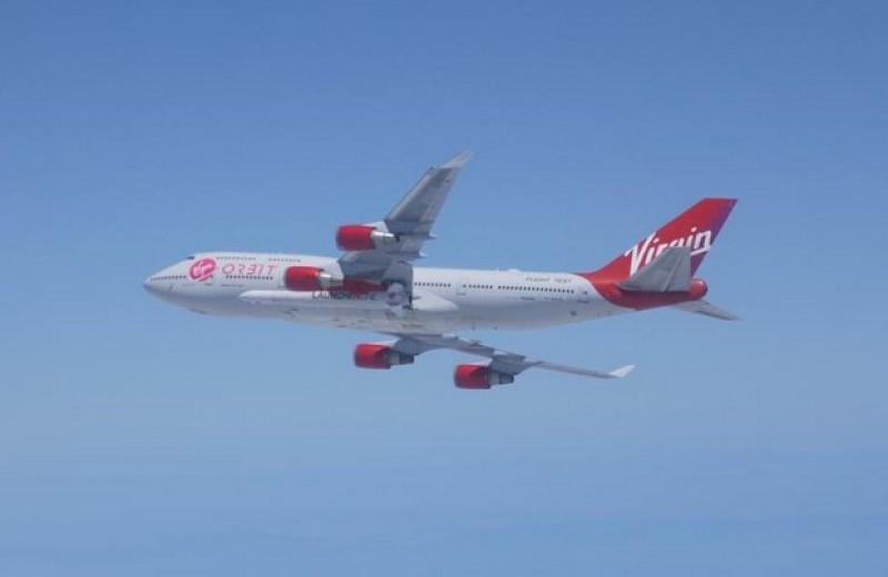 Virgin Orbit впервые запустила ракету-носитель LauncherOne с самолета