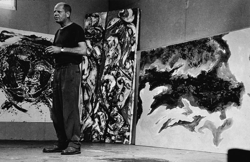 Сомнительная инвестиция: как две женщины решили судьбу художника Джексона Поллока