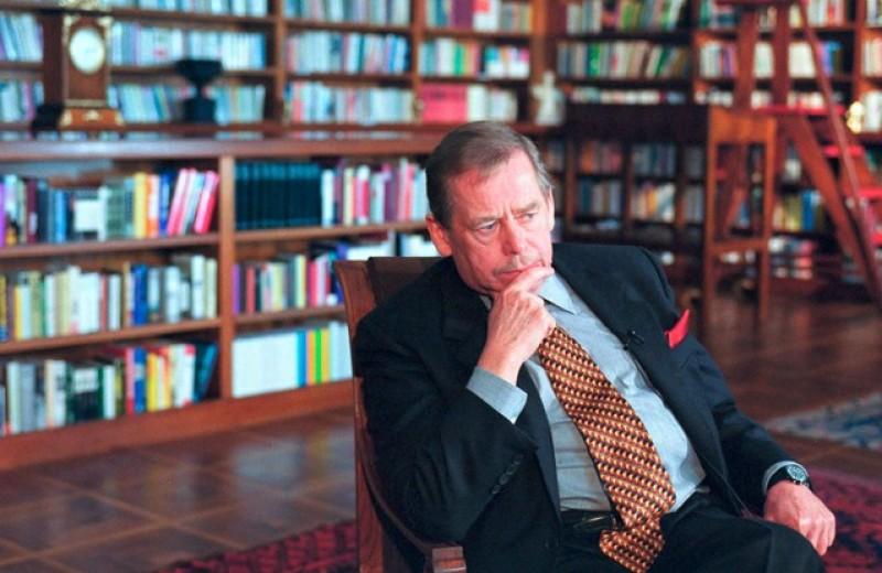Вацлав Гавел. Жизнь в истории