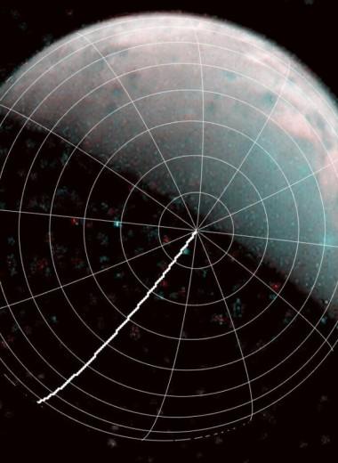 «Юнона» нашла на северном полюсе Ганимеда аморфный лед: фото