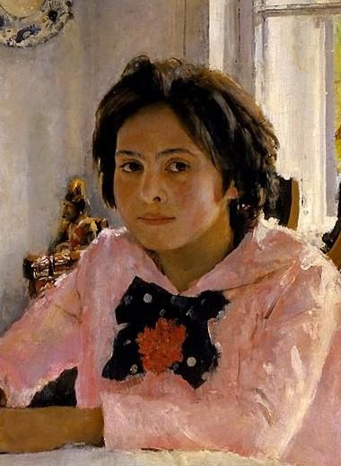 7 работ Валентина Серова и их история