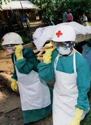 Быль об Эболе