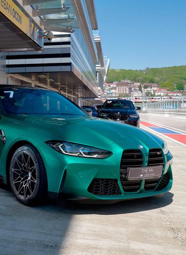Это не любовь. Что не так с новой BMW M4 (кроме ноздрей)