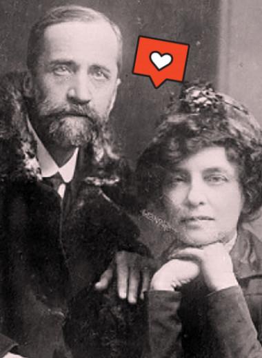 О чем не рассказывают в школе: любовные треугольники Серебряного века
