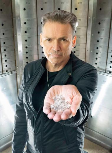 Британский мультимиллионер начал производство алмазов из воздуха