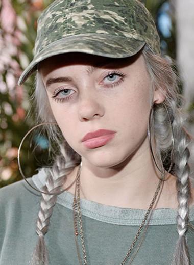 Синдром Туретта и цветные волосы: как певица Билли Айлиш стала кумиром молодежи