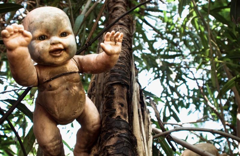 8 самых страшных и странных мест на Земле