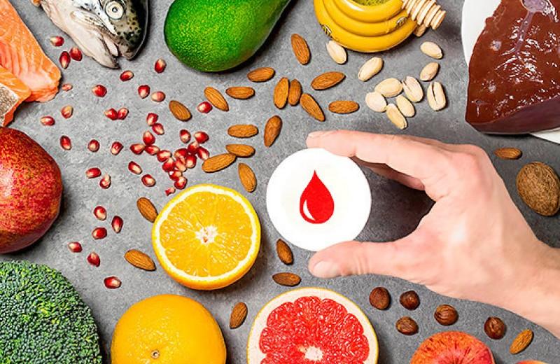 1, 2, 3 и 4: диета по группе крови