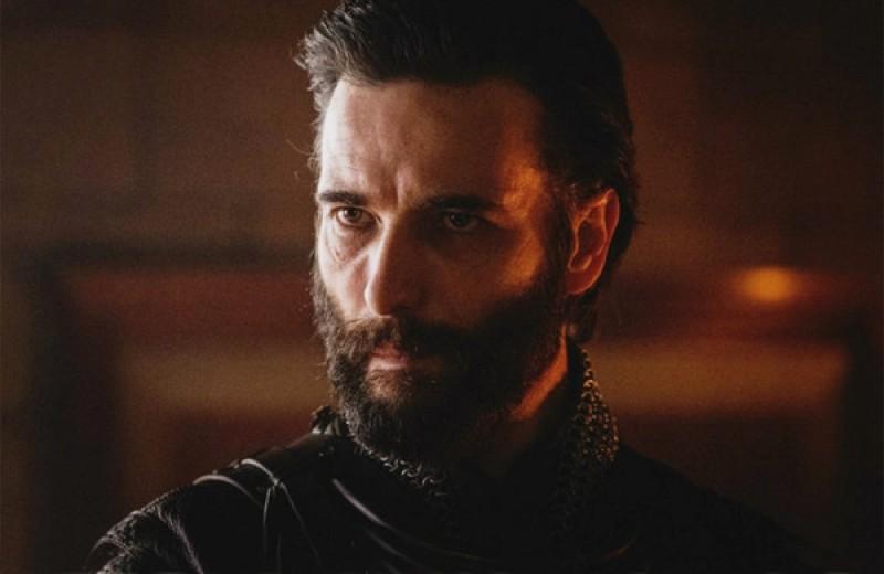Эд Стоппард: «Одна из главных причин смотреть «Падение ордена» — моя солидная борода!»