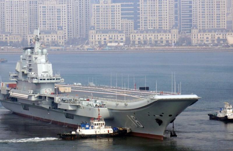 Новые авианосцы Китая станут больше похожи на американские