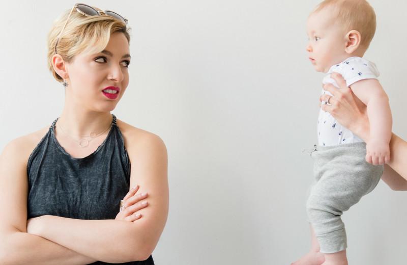 Зайки и лужайки: что делать, если родственники уговаривают родить ребенка?