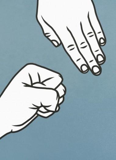 """""""Камень, ножницы, бумага"""": все секреты победы в этой игре"""