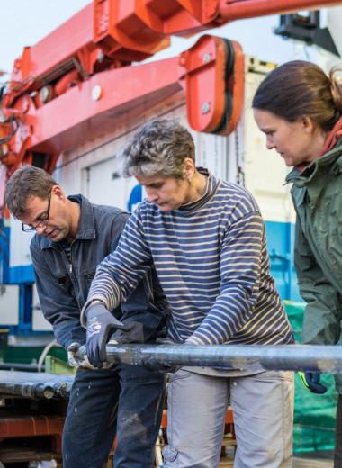 В Черном море нашли места, где не заканчивался последний ледниковый период