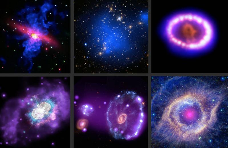 6 новых фотографий глубокого космоса от NASA