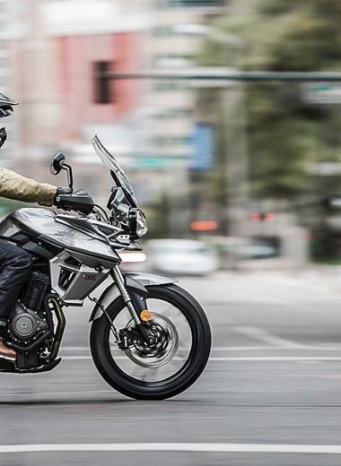 Сумеречная зона: мотоциклистов заставят ездить по правилам