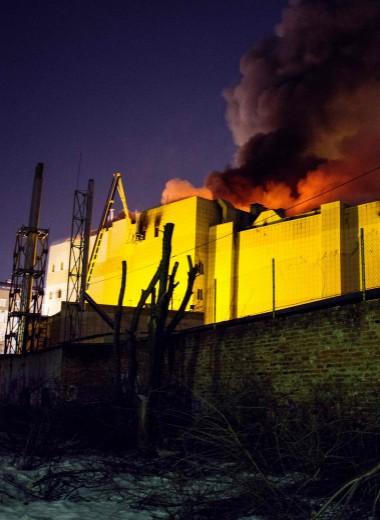 Опубликованы списки погибших и пропавших без вести при пожаре в Кемерово